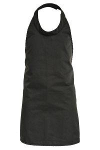 Apron with collar